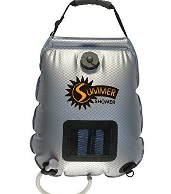 Top 10 Best Solar camp shower reviews