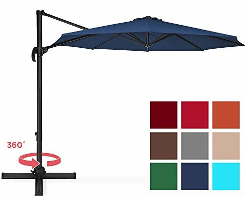 Top 10 Best Navy blue cantilever umbrella reviews