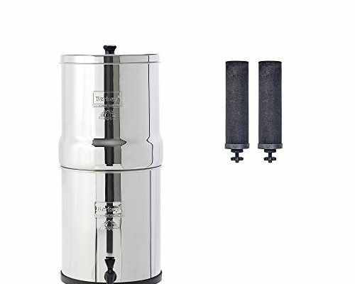 Top 10 Best Big berkey water filter system reviews