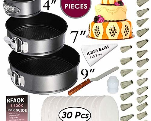 Top 10 Best Baking pans for cakes reviews