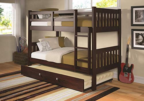 Top 10 Best Bunk beds with trundle reviews