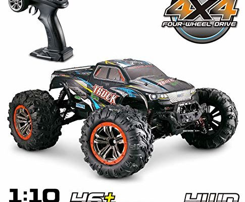 Top 10 Best 4×4 rc monster truck