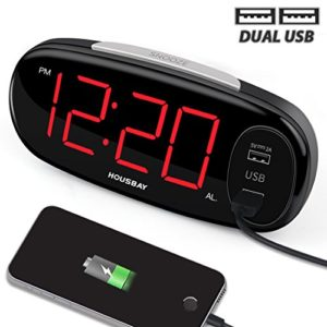 Top 10 Best Alarm clock for college students reviews
