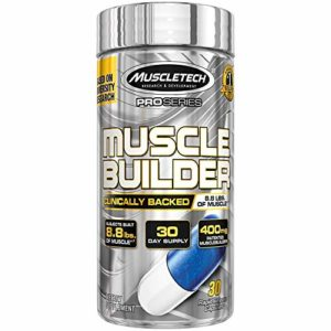 Top 10 Best Muscle builder supplements for men reviews