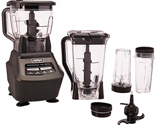 Top 10 Best Blender food processor mixer reviews
