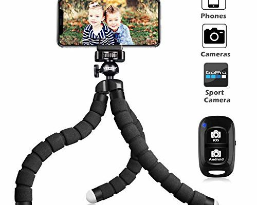 Top 10 Best Tripod for iphones and smartphones reviews