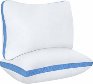 Top 10 Best Quilted bed pillow for sleeping reviews
