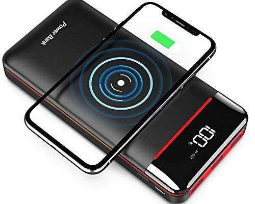 Top 10 Best Wireless charging power banks reviews