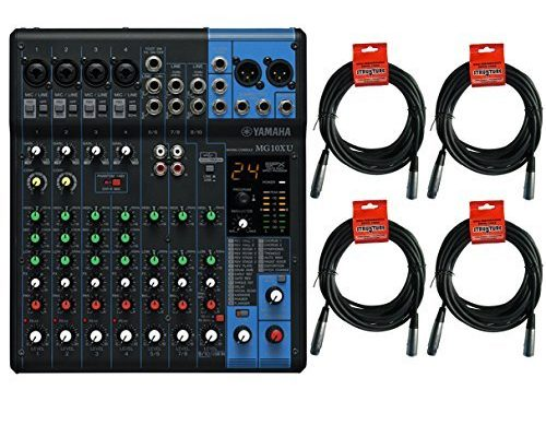 Top 10 Best 10 channel mixer