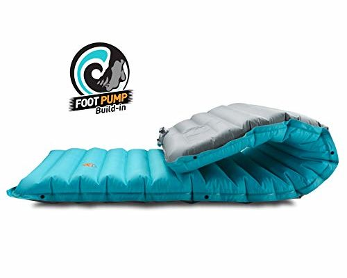 Top 10 Best Sleeping pads for backpacking and car camping reviews