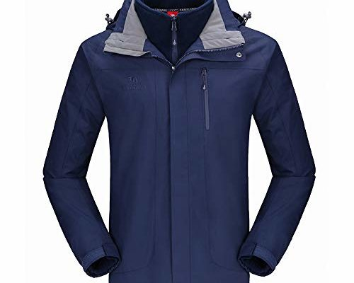 Top 10 Best 3 in 1 jackets for mens reviews