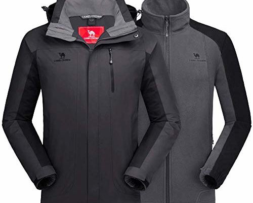 Best 3 in 1 jackets for men reviews. Buy 3 in 1 jackets for men online.