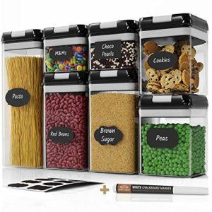 Best Dry food storage containers buying guide for you.