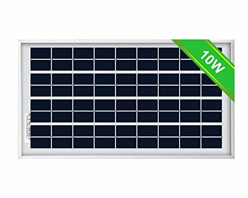 Best 10 watt solar panel reviews. Buy 10 watt solar panel online.