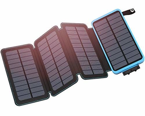 Best solar charger for backpacking review. Read this solar charger for backpacking buyer guide first.