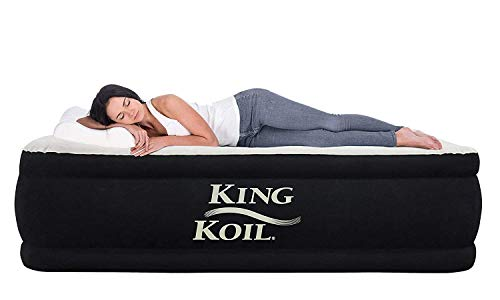 Top 10 Best King size air mattress for camping reviews