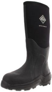 Top 10 Best Insulated steel toe rubber boots reviews