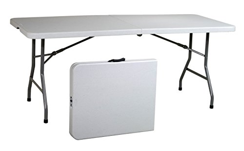 Best Folding table with handles reviews. Buy Folding table with handles online.