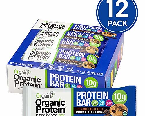 Buy Organic protein bars online. Best Organic protein bars reviews for you.