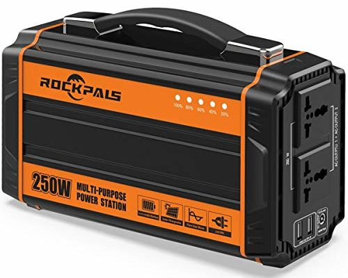 Top 10 Best Rechargeable portable power supply for camping reviews