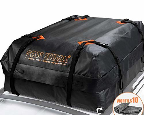 Best Rooftop cargo bag buying guide for you.