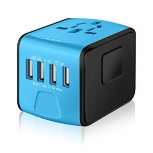 Best Travel plug adapter buying guide for you.