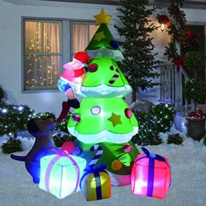 Top 10 Best Christmas Inflatables reviews.
