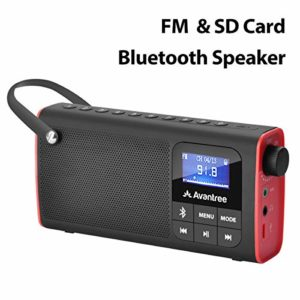 Top 10 Best Rechargeable Portable Radio reviews