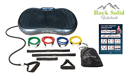 Best Rock solid whole body vibration machine review. Read this Rock solid whole body vibration machine buyer guide first.
