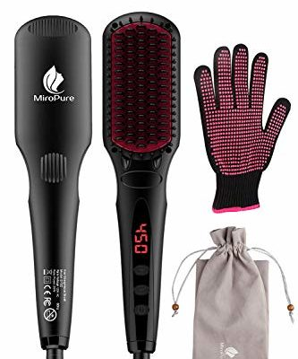 Best Hair Straightening Brushes buying guide for you