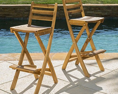 Best Folding Outdoor Bar Stools review. Read this Folding Outdoor Bar Stools buyer guide first