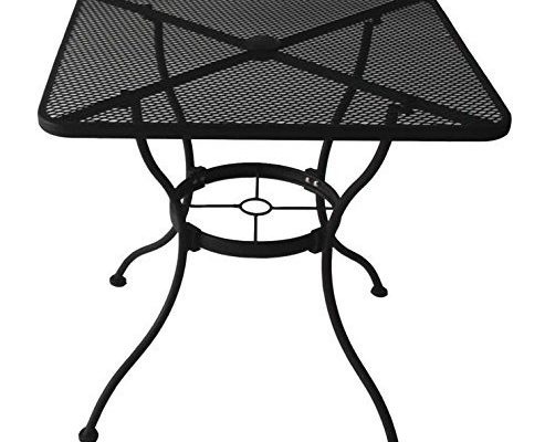 Best Wrought Iron Outdoor Dining Table review. Read this Wrought Iron Outdoor Dining Table buyer guide first