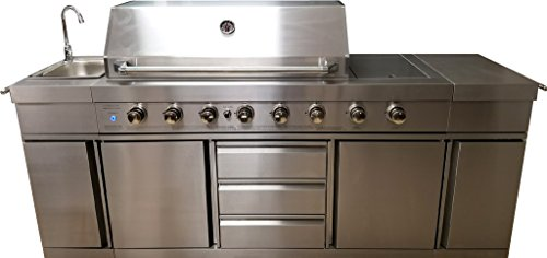 Best Modular Outdoor Sink And Side Burners review. Read this Modular Outdoor Sink And Side Burners buyer guide first