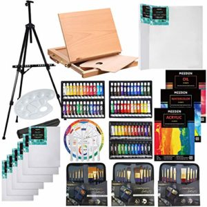 Top and Best Oil Paint Sets reviews.