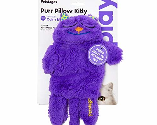 Top and Best Plush Cat Toys reviews.