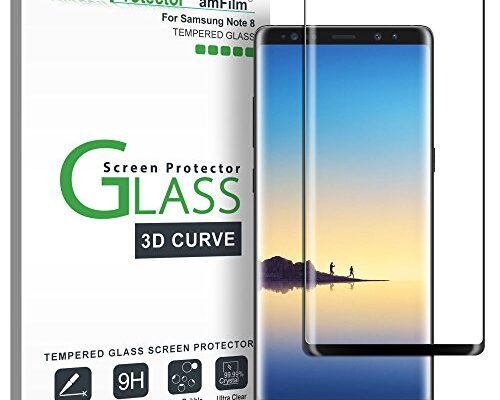 Best Samsung Galaxy Note 8 Screen Protector.