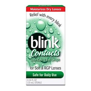 Best Eye Drops For Contact Lens Wearers.
