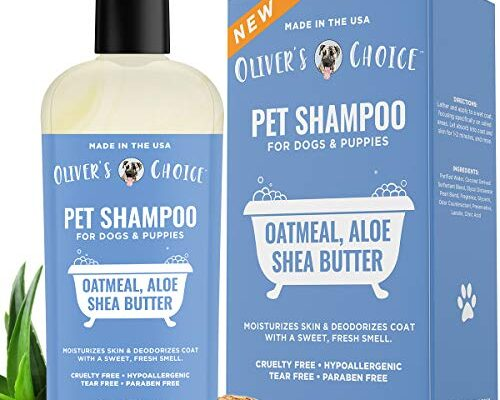 Top and Best Dog Shampoos reviews.