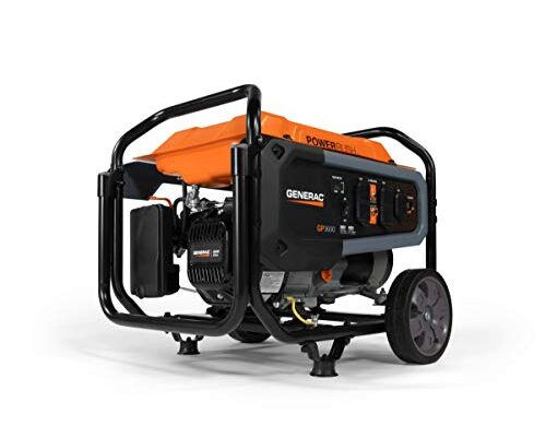Best Portable Generac Generators review.