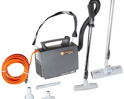 Best Hoover Canister Vacuums review.