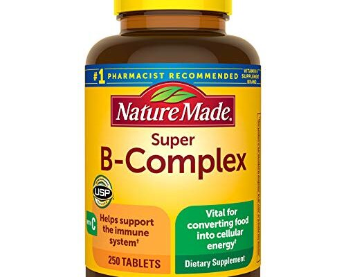 Best Vitamin B Complex Reviews.