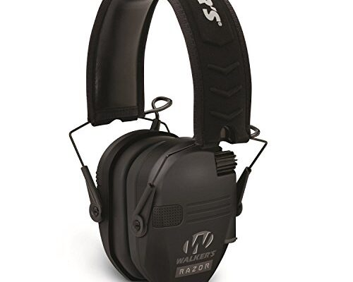 Best Electronic Ear Protection Reviews.