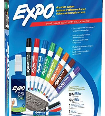 Top and Best Dry Erase Marker Sets reviews.