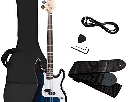Best Electric Bass Guitars review.