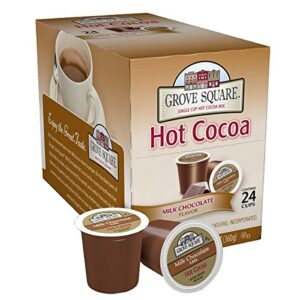 Best Hot Cocoa K Cups Reviews.