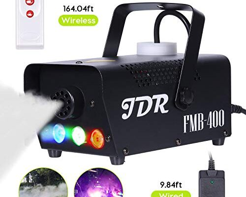 Best Fog Machines.