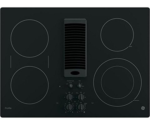 Best Downdraft Electric Cooktop Reviews.