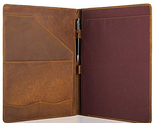 Best Leather Padfolio Reviews.