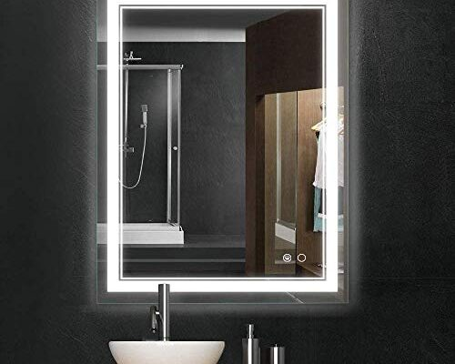 Best Wall-Mounted Makeup Mirrors.