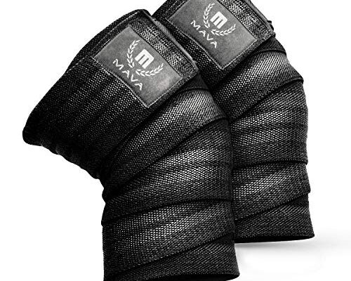 Best Knee Wrap For Squats Reviews.